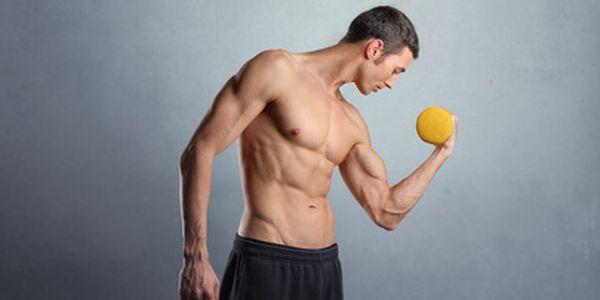 Dvouměsíční permanentka do fitness SLAVIA jen za 799 Kč!