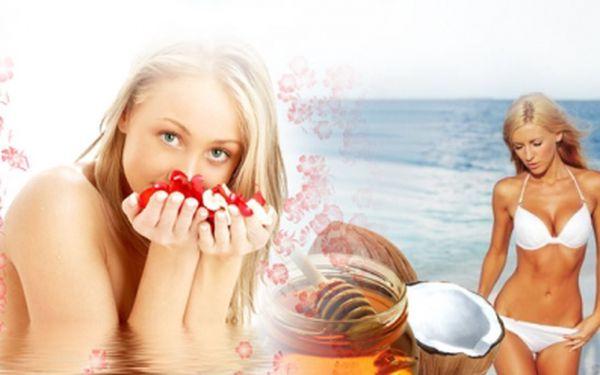 LETNÍ PÉČE O TĚLO se slevou 60%! Přijďte si užít jedinečnou pozornost v Centru soustředěné péče Modřany za pouhých 320 Kč! MAGNETOTERAPIE, medová KOUPEL a kokosový ZÁBAL Vám dopomohou k perfektní relaxaci a ozdravě těla.