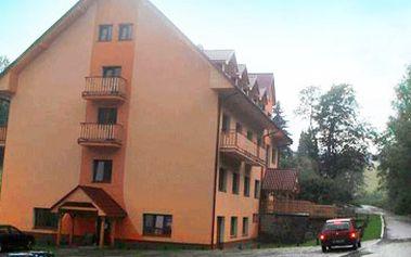 3500 Kč za pronájem apartmánu na 7 dnů (6 nocí) od pondělí do neděle až pro 6 osob!