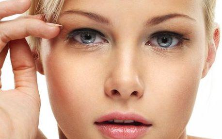 Mikro masáž očního okolí a drobná úprava obočí – potlačí projevy stárnutí, zbaví migrény, omladí pokožku