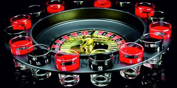 Úžasná PÁRTY ruleta se slevou 50%!!! Udělejte si doma své vlastní malé casino