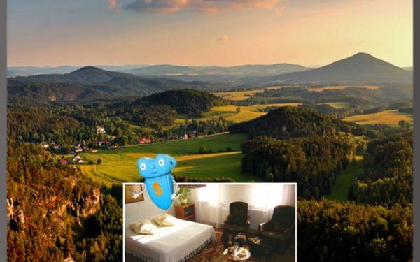 1 290 Kč České Švýcarsko, pobyt, 3 dny, 2 osoby, pátek-neděle, Salmov, šluknovský výběžek! Příroda, příroda, příroda, to je hlavní motto tohoto poukazu! Romantický pobyt v historické chalupě, komfortně vybavené pro strávení skvělé dovolené uprostřed přírody. Chalupa leží ve šluknovském výběžku, obklopená romantickou přírodou a má k dispozici k pronajmutí 3 pokoje, společenskou místnost, kuchyni a nově zrekonstruované sociální zařízení.