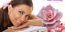 134 Kč růžovou masáž pro ženy
