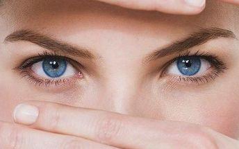 199 Kč za liftingovou masáž očního okolí s maskou