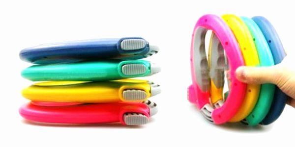 Hromadný držák nákupních tašek ve 4 atraktivních barvách - za 199 kč vč.poštovného