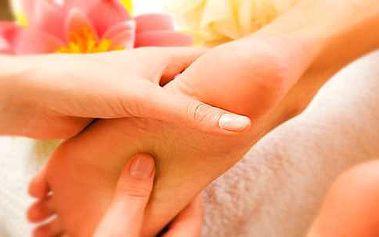 30 minut REFLEXNÍ TERAPIE CHODIDEL! Dopřejte svým nohám, tělu i duši speciální péči.