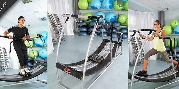 Fiverider – 35 minut na revolučním aerobním přístroji, na kterém si cvičení skutečně užijete se slevou 50%