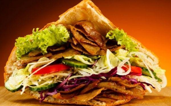 ISTANBUL KEBAB - Pravé turecké speciality! VEŠKERÁ JÍDLA ve výši až 500 Kč s 50% slevou se slevovým kupónem za 39 Kč v Istanbul Kebab!!