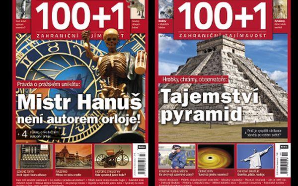 100+1 zahraniční zajímavost na rok 2012 jen za 189 Kč! Bonusy + mapa světa!