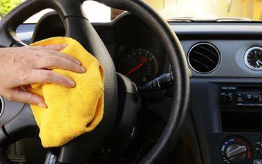 Kompetní čištění interiéru Vašeho auta za fantastických 749 Kč!