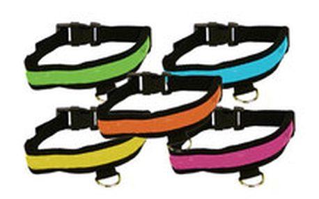 169 Kč místo 340 Kč - Na procházku i v noci! Praktický svítící LED obojek pro psy, pět zářivých barev a nízká spotřeba, se slevou 50 %. Osobní odběr!
