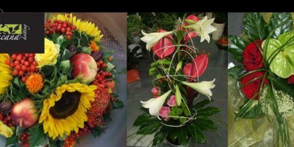 Pánové, řekněte TO originální květinou! Darujte své lásce, partnerce, manželce či mamince, úžasnou kytici přesně podle svých představ! Za moderní kytici dáte jen 148 Kč!
