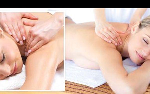 Přemýšlíte, co můžete udělat pro své tělo? Není nic lepšího a účinnějšího než klasická masáž, která uvolní namáhané svaly a odstraní stres. Právě teď se slevou 59 %!