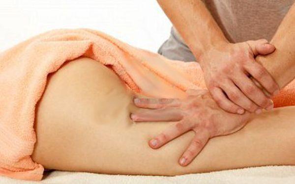 90 minut ruční lymfatické masáže od profesionála!