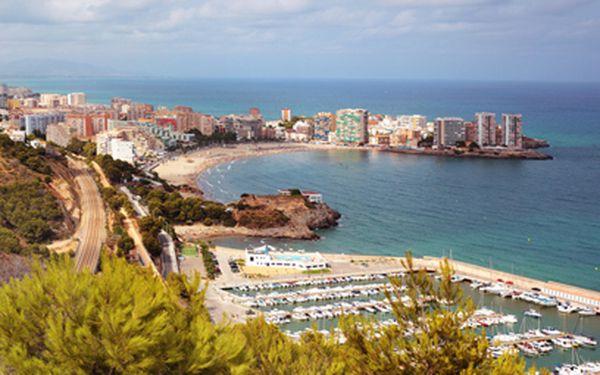 Španělsko na 17 dní jen za 9 500 Kč! Oropesa del Mar na Costa del Azahar!
