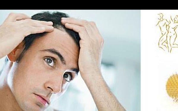 Netrapte se vypadáváním vlasů. Oddalte projevy stárnutí mezoterapií vlasové části kmenovými buňkami a obnovte růst a hustotu vašich vlasů za bezkonkurenčních 449 Kč.