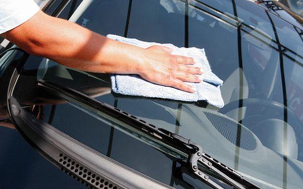 Dva programy mytí auta již od 432 Kč!