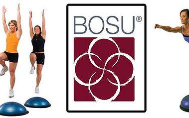 Aerobní cvičení, to je BOSU! Jen 33Kč za lekci pouze ve Squash sportu v Praze !