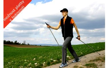 Nejlevněji v ČR, pár trekingových holý za 189 Kč! Teleskopické hole s odpružením šetří vaše klouby a zajistí správné držení těla při sportu!