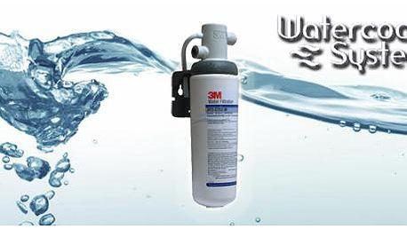 Vodní filtr AP3 od výrobce 3M pro domácí použití. Odstraňuje chlór,pevné nečisty