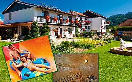 4 dni relaxu pre 2 osoby s raňajkami a saunou pri vstupe do Demänovskej doliny - turistického klenotu Nízkych Tatier