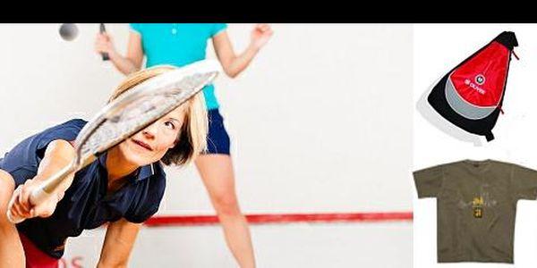 K porážce soupeře nestačí jen talent a trénink. Nezbytností je také profi vybavení, které podpoří vaše schopnosti – skvělá squashová sada zn. Oliver se slevou 57%!