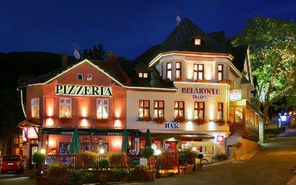 Špindlerův Mlýn na 3 dny PRO DVA jen za 2599 Kč ve znamení luxusu!