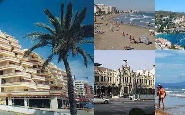 SUPER LAST MINUTE - Užijte si 17 dní dovolené v krásném, slunném Španělsku.Oropesa del marje typickým středomořským městečkem na španělském pobřeží Costa del Azahar. Výlet do Valencie,Peniscoly a Podmořského světa a to všese slevou 41%!!!