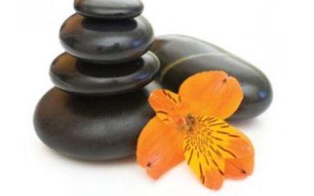 Uvolněte se pomocí lávových kamenů. Úžasná relaxační masáž s 60% slevou!