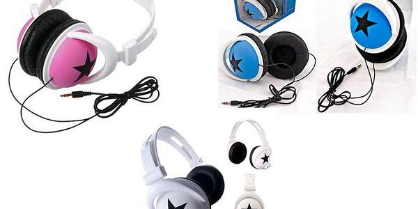 67% Sleva!! Buďte styloví za pouhých 199 Kč!!! S cool barevnými sluchátky MIX STYLE určujete rytmus VY!!!