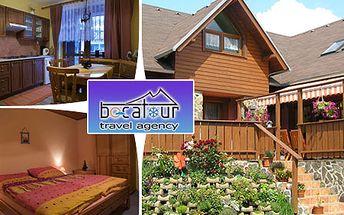 5 - denní pobyt pro 4 osoby v komfortním apartmánu Crystal - Jasná v Demänovské Dolině pouze za 5 668 Kč! Užijte si skvělý relax a odpočinek v srdci Liptova!