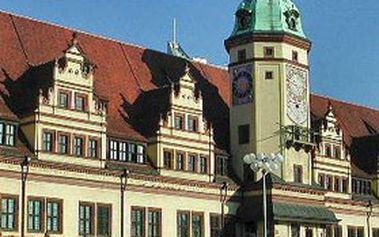 Jednodenní výlet do největšího a nejmodernějšího města východního německa lipska + návštěva gotického hradu colditz!