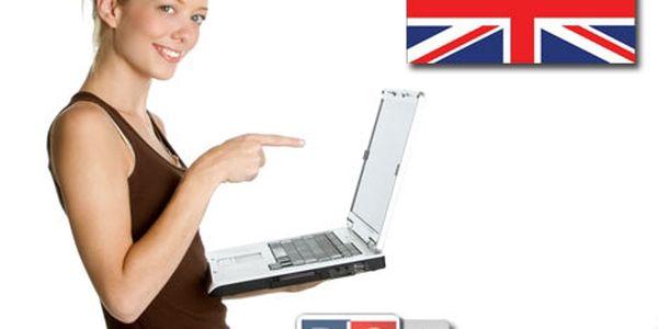 Až 94% zľava na jazykový kurz angličtiny so získaním svetovo uznávaného certifikátu. Online jazykový kurz z pohodlia domova už od 29 €.