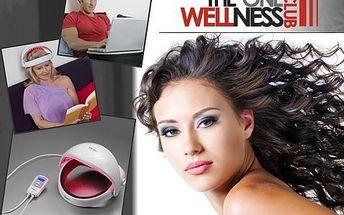 Obnova vlasových kořínků! Revoluční metoda v boji proti padání vlasů! Radujte se z husté kštice díky laserové terapii!