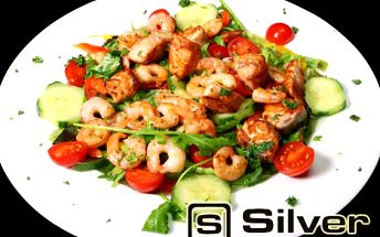 2,49 € za šalátové menu stvorené na horúce letné dni. Nové receptúry, čerstvé ingrediencie a bohaté porcie uspokoja v reštaurácii Silver každého gurmána. Zľava 51%.