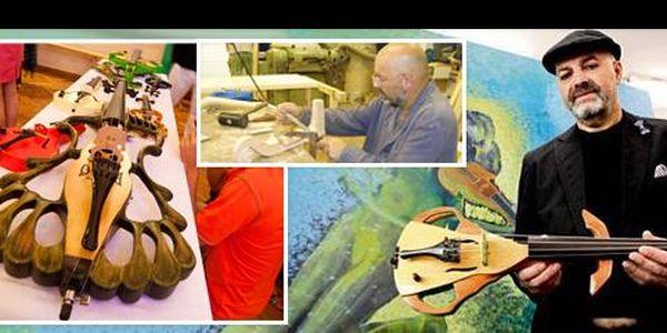 Naučte se malovat při hudbě, kurz, který zlepší Vaše malířské umění nyní se slevou 40%! Zúčastněte se také kurzu sochařství či řezbářství pod vedením Ľudovíta Bariho!