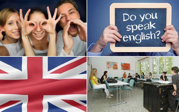 Intenzivní kurz angličtiny léto 2012