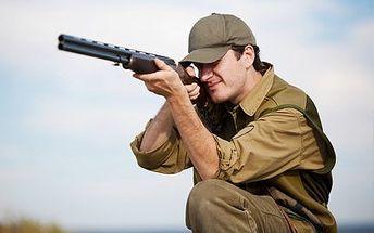 Vstupenka na vojenský den! Střelba ze zbraní a jízda bojovým vozidlem pro 4 osoby!