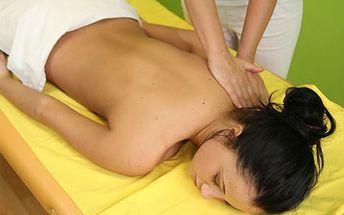 Len 5,25€ za klasickú polhodinovú masáž v Centre Zdravý chrbát. Masáž od profesionálnej masérky so zdravotným vzdelaním a 30 ročnou praxou, bio olej a 30 minút ozdravujúceho relaxu so 65% zľavou.