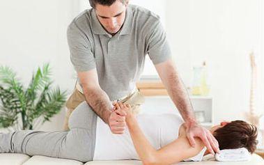 60 minut fyzioterapeutické péče! Odstraňte nepříjemné bolesti zad a zlepšete svůj zdravotní stav!