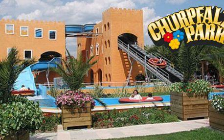 690 Kč za zájezd do vyhlášeného zábavního parku Churpfalzpark v Německu. Krásné květinové zahrady a velké množství atrakcí. Skvělý prázdninový výlet a HyperSleva 64 %.