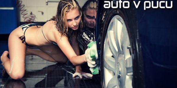 289 Kč za kompletní ruční mytí vozu s nanovoskem + čištění interiéru. Kvalitní práce profíků a moderní autokosmetika. Vaše auto bude opět zářit a vonět. Sleva 64 %.