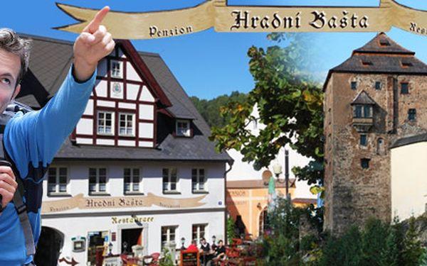 Prodloužený víkend pro DVA v historickém Bečově n. Teplou