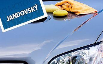 Ruční mytí vašeho auta. Kompletní údržba exteriéru nebo interiéru auta. Dopřejte vašemu vozu dokonalou péči!