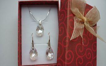 Luxusní sada s krystaly CRYSTALLIZED™ SWAROVSKI!