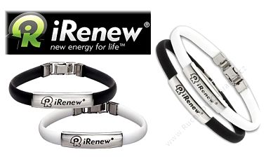 Energetický náramek iRenew®
