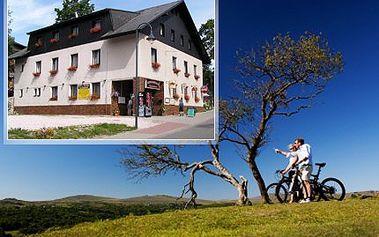 Tři dny pro dvě osoby v Harrachově! Užijte si ve dvou pobyt v hotelu Mitera i s bohatou polopenzí!