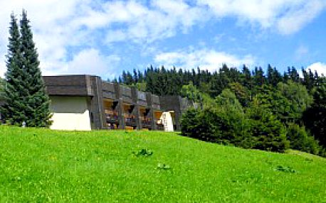 Rodinná dovolená v termínu od 21. 7. do 27. 7. 2012 pro 2 dospělé + 2 děti s polopenzí v příjemném hotelu *** Přední Labská ve Špindlerově Mlýně!