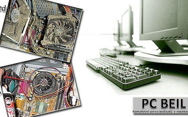 199 Kč za vyčištění a zrychlení Vašeho počítače či notebooku. Váš miláček bude pracovat jako nový se slevou 60 %!