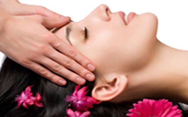 Indická masáž hlavy - dokonalá relaxace - masáž šíje, krční páteře, hlavy (vlasová část, obličej), ucha!